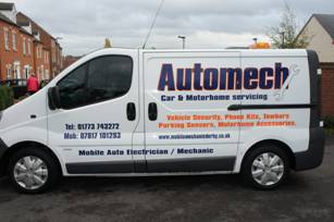 Mobile Mechanic Derbyshire